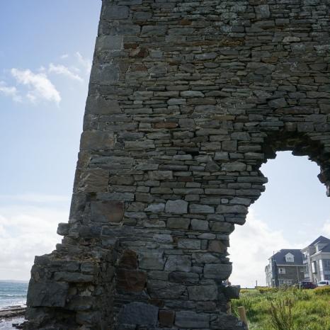 Rocky Coast Ireland