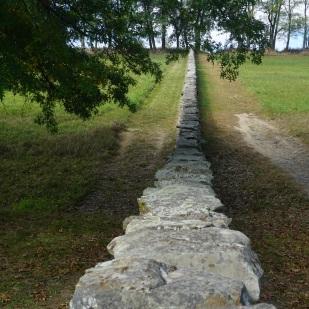 Andy Goldsworthy Wall