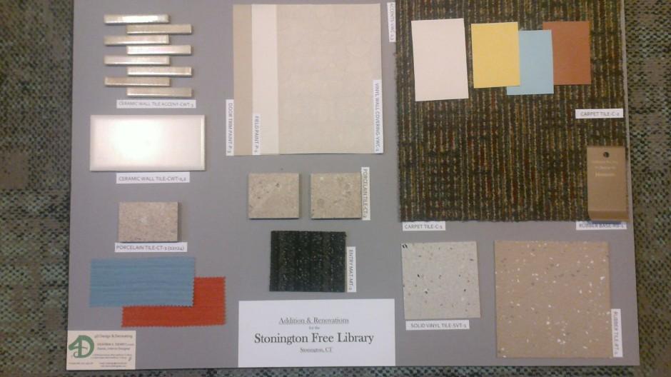 Stonington Free Library Draft 2