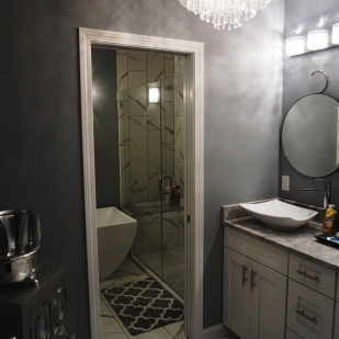 Two Room- Bathing & Vanity Areas